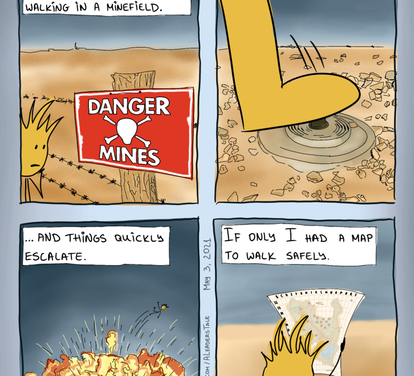 Conflict Minefield